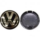 Dekielek,zaślepka okrągła 60mm ze znaczkiem-emblematem LOGO,kołpak ozdobny felgi aluminiowej VW....