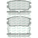 Zestaw klocków hamulcowych tył Mitsubishi Pajero II