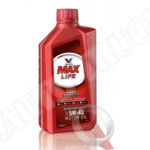 Olej silnikowy syntetyczny Valvoline Maxlife 5W40 1L