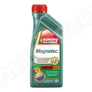Olej silnikowy syntetyczny Castrol Magnatec 5W40 C3 1L