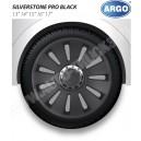 Kołpaki Silverstone Pro Black 13