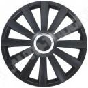 Kołpaki Spyder Pro Black 13