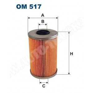 Filtr oleju BMW 5 E12-34, 6 E24, 7 E23-32