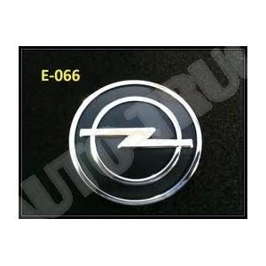 Emblemat, kółko,  logo Opel wypukły, stary typ