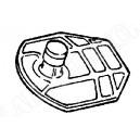 Filterek-sitko pompy paliwa Opel Ascona C,Astra F/G,Combo,Corsa A/B,Tigra A,Omega B,Senator,Vectra A/B,Zafira
