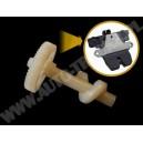 Wałek zamka tylnej klapy-pokrywy bagażnika Ford C-MAX,Focus II/III,Mondeo IV/MK4,Galaxy II,S-MAX