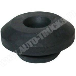 Poduszka gumowa DOLNA mocowania chłodnicy Opel Astra, Corsa, Vectra, Tigra, Meriva, Insignia