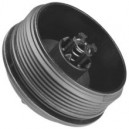 Górna pokrywa-nakrętka-korek obudowy filtra oleju Audi...,Seat...,Skoda...,VW... Diesel