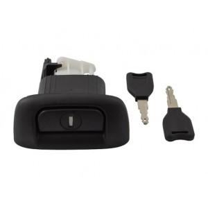 Zamek KPL z kluczykami pokrywy klapy tylnej bagażnika Renault Thalia 00-10r
